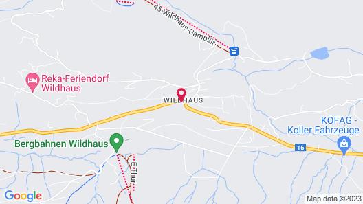 Hirschen Dependance Map