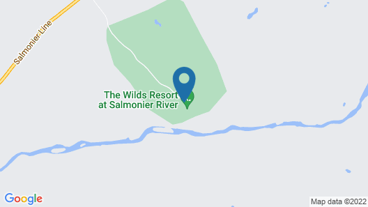 The Wilds at Salmonier River Map