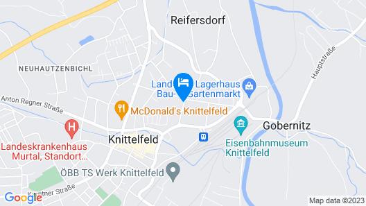 Das Friedrich Map