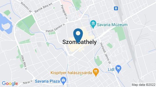 Forum Hotel Map