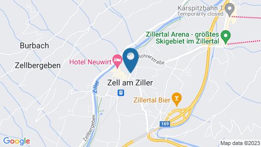 DasPosthotel Map