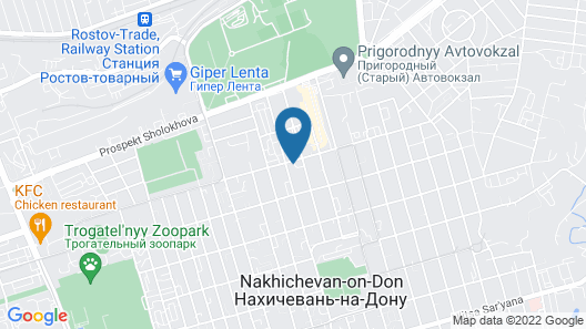 BENAMAR HOTEL&SPA Map