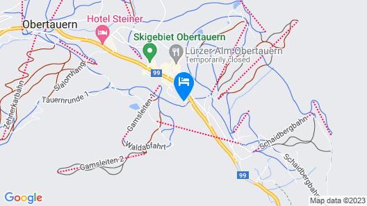 Tauernkoenig Map