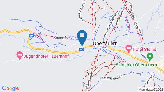 Hotel Laaxerhof Map