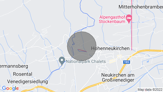 Holiday Resort Naturdorf Oberkühnreit, Neukirchen Map