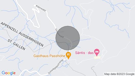 Schwägalp am Fusse des Säntis Map