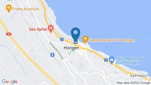 Hotel Meierhof Map