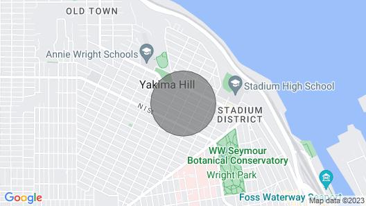 The Villa Map