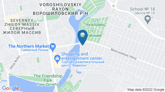 Rasslabonov Country Home Map