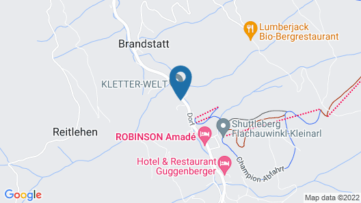 Familienhotel Botenwirt - All Inclusive Map