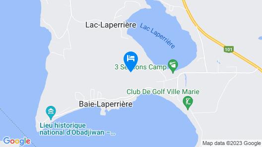 La Bannik Map