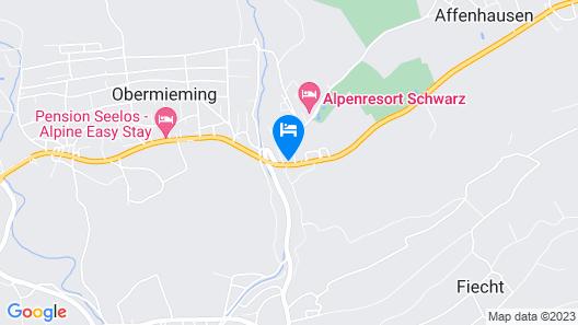 Gasthof Post Mieming Map