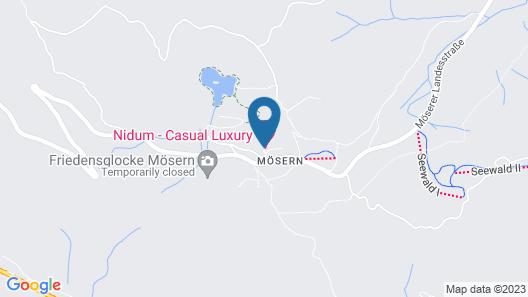 NIDUM - Casual Luxury Hotel Map