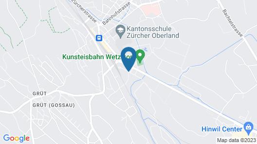 Hotel Swiss Star Map