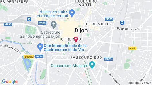Spa-privatif Map