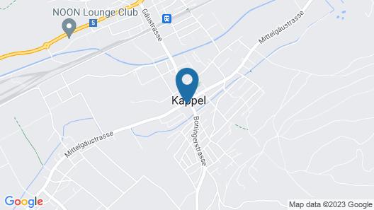 Landgasthof Kreuz Map