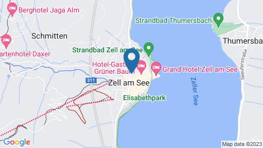 HEITZMANN - Hotel & Rooftop Map