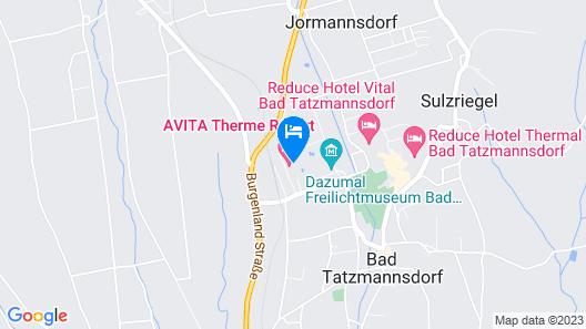 Avita Resort Map