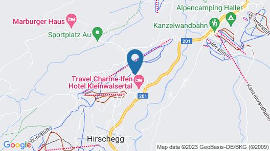 Hotel Birkenhöhe Map