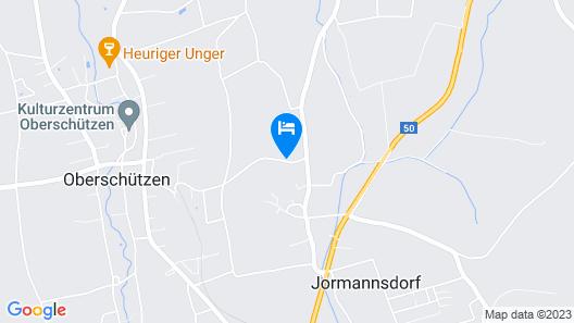 Serene Holiday Home in Bad Tatzmannsdorf With Garden Map