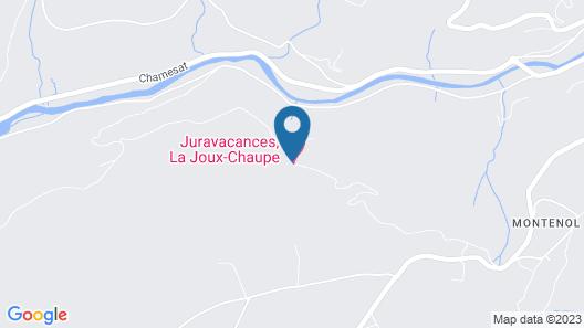 Apartment Appartements - Ferme La Joux-chaupe in Saint-ursanne - 6 Persons, 2 Bedrooms Map