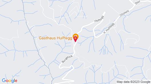 Gasthaus Hulftegg Map