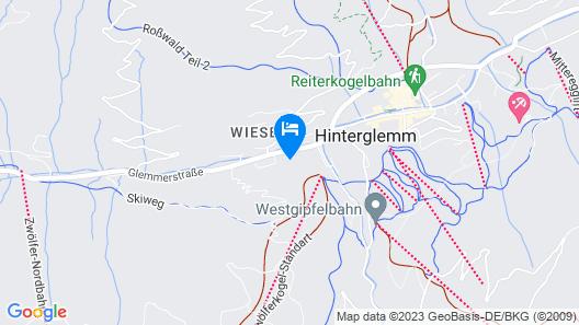 Wiesergut Map