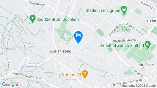 Suite Apartments by Livingdowntown Map