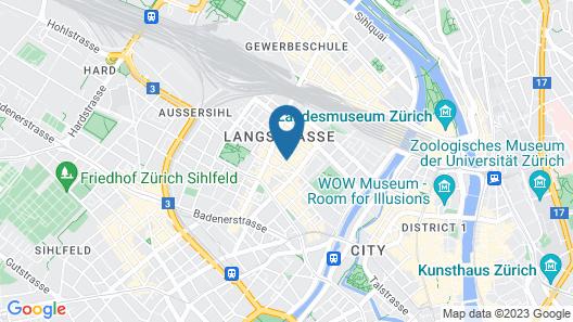 Swiss Star Brewery Map
