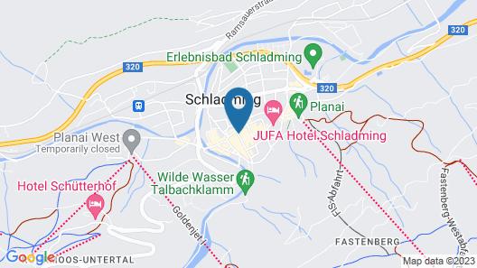 Hotel Rössl by Skinetworks Map