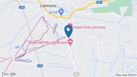Ansitz Felsenheim Map