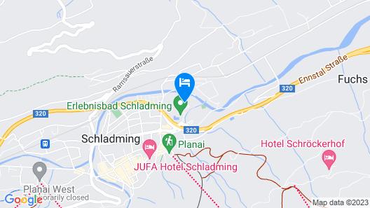 Falkensteiner Hotel Schladming Map