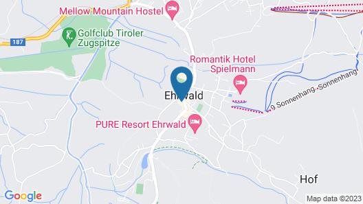 Grüner Baum Map