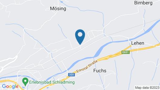 Apartmenthaus Hinkerhof Map
