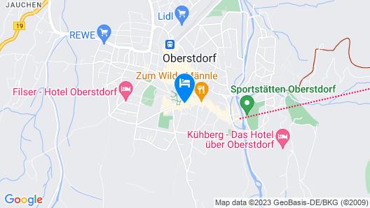 Gasthof Petra Map