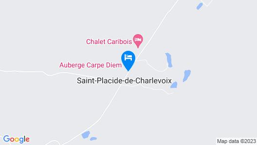 Auberge Carpe Diem Map