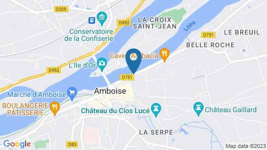 Le Choiseul Map
