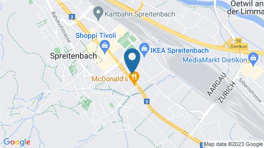 Hotel Idea Map