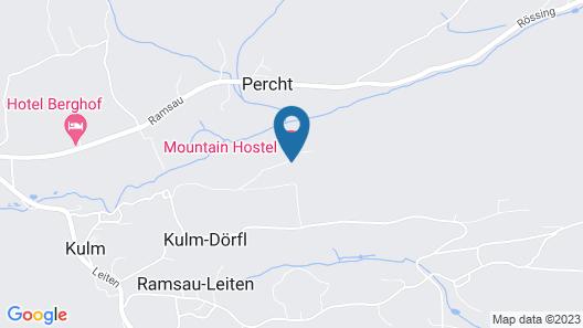 Jugendhaus Edelweiß Map