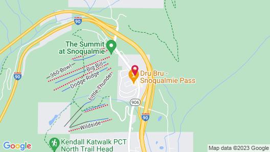 Summit Inn Map