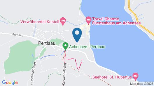 Hotel Liebes Caroline Map