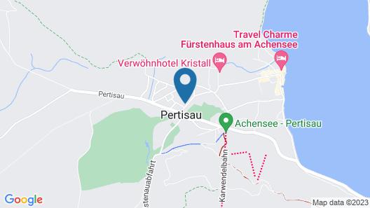 Alpenhotel Tyrol Map