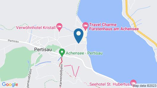 Hotel Auszeit Map