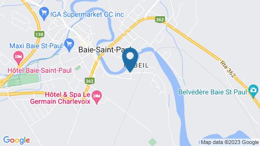 Gîte TerreCiel Map