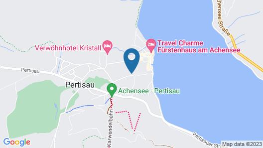 Hotel Wagnerhof Map