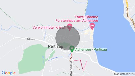 Single Room - Apartements & Pension Marxenhof Map