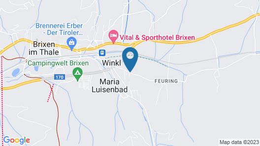 Loipenstub'n Map