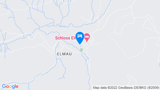 Schloss Elmau Luxury Spa Retreat & Cultural Hideaway Map