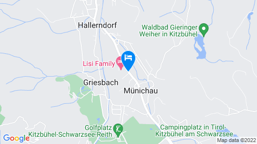 Lisi Family Hotel Map