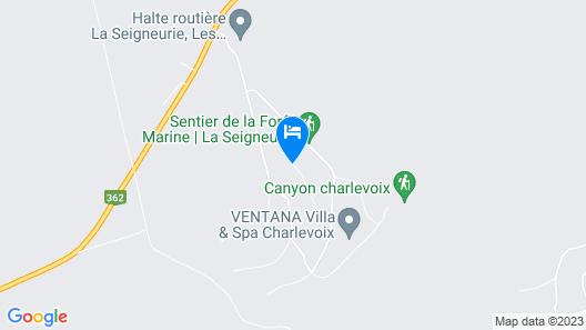 Le Sélect Map